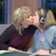 beso lesbico monica terribas